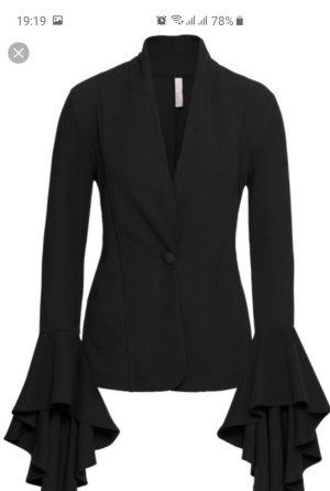 b.p.c. Bonprix Collection Sweat Blazer black