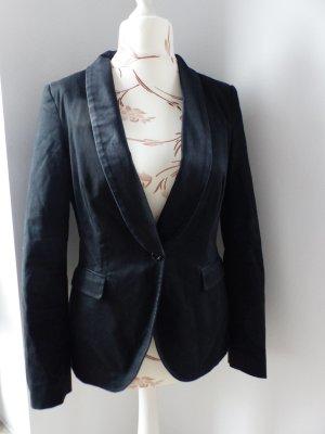 schwarzer Blazer von Esprit - getragen aber gut