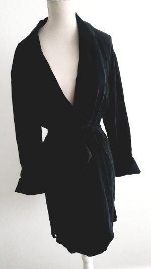 H&M Blazer black lyocell