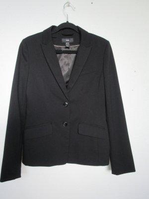 Schwarzer Blazer von H&M, neuwertig!