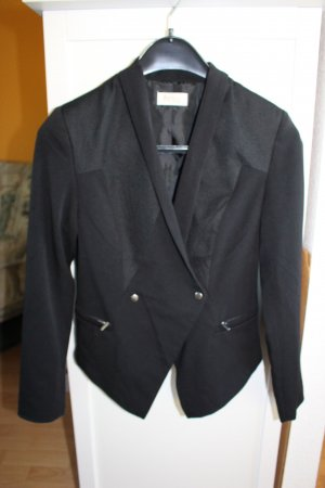 Vila Blazer black-silver-colored