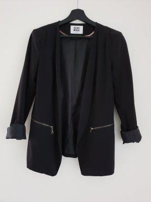 Schwarzer Blazer von Vero Moda Gr. 38