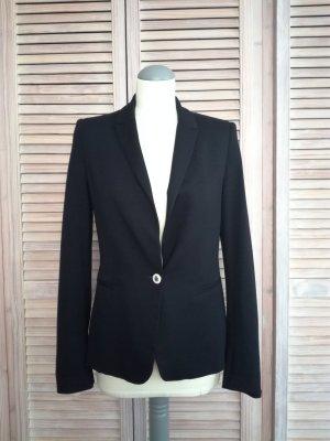 Schwarzer Blazer von Zara