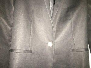 Zara Basic Blazer corto nero
