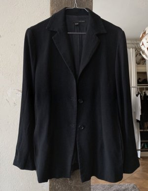 Zara Long Blazer black