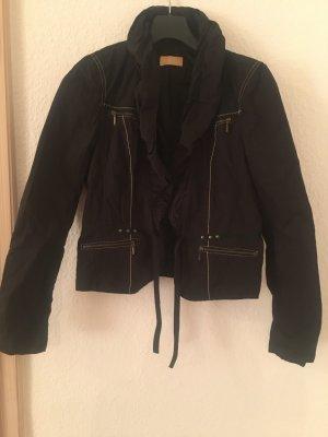 Biba Short Blazer black polyester