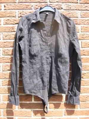 schwarzer Blusenbody von Vero Moda Größe 40