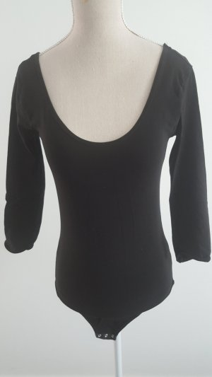 New Look Shirt Body black spandex