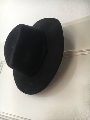 Monki Cappello in feltro nero