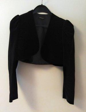 Bolero black polyester