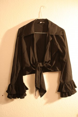 Orsay Wraparound Blouse black