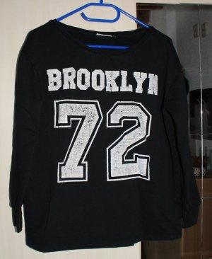 Schwarzer Brooklyn Pullover von Only, Gr. S