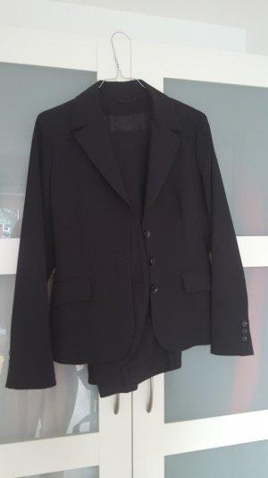 schwarzer Business Anzug Esprit