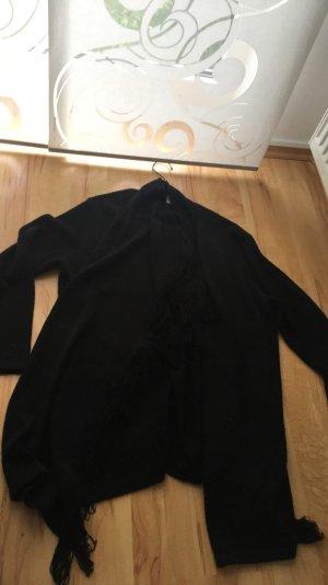 Schwarzer cardigan Gr.38/40 von Canda Premium