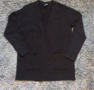 Schwarzer Cardigan H&M Größe M