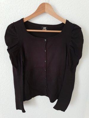 schwarzer Cardigan von H&M