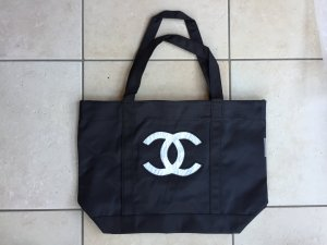 Schwarzer Chanel Shopper