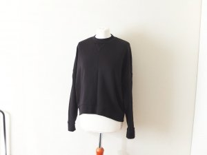 COS Sweat black cotton