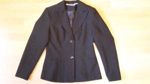 Schwarzer Damen Anzug
