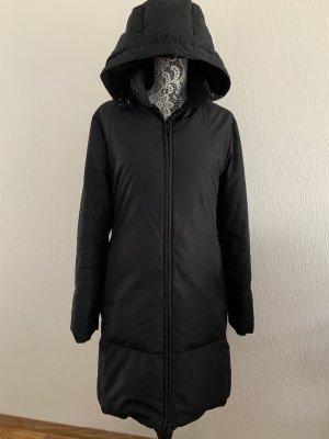 Sisley Manteau en duvet noir