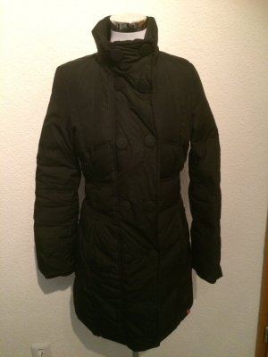 edc by Esprit Down Coat black polyester