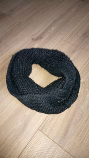 Knitted Scarf black