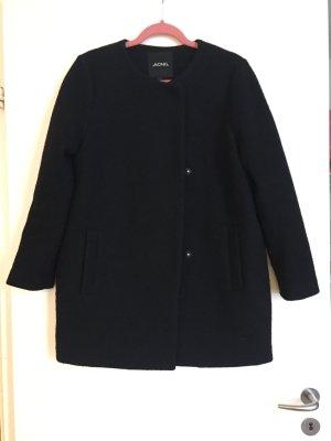 schwarzer Eggshape Mantel von Monki