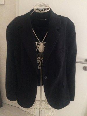 Schwarzer eleganter Blazer