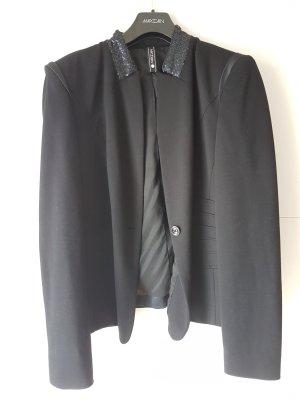 Schwarzer eleganter Blazer von Marc Cain