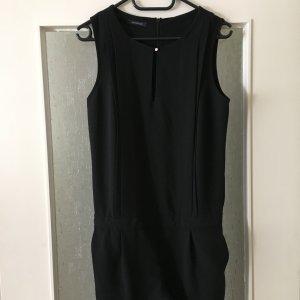 Schwarzer eleganter Overall