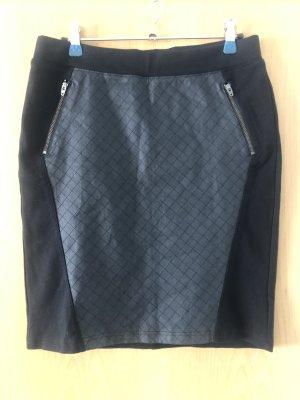 Zabaione Mini rok zwart