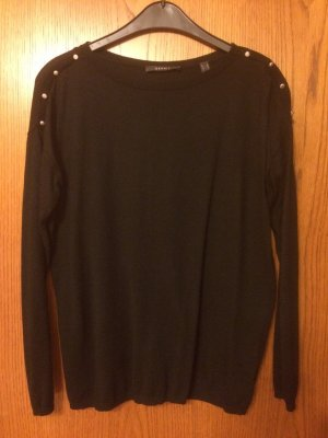 Schwarzer Esprit Pullover