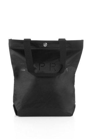 Schwarzer Esprit Shopper mit Esprit Logo