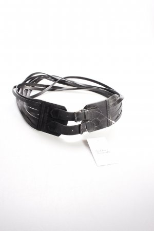 Braided Belt black