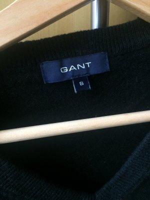 Schwarzer Gant Pullover neuwertig
