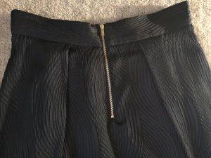 H&M Jupe évasée noir