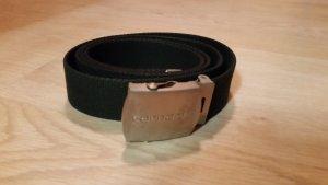 schwarzer Gürtel von Carhartt (Länge mit Schnalle 124,5 cm)
