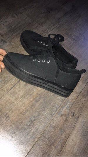 Schwarzer H&M Schuh