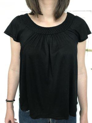 Schwarzer H&M T-Shirt