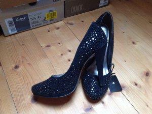 Schwarzer high Heels