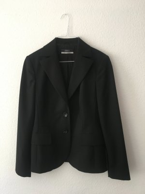 Orwell Wool Blazer black new wool