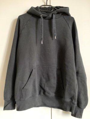 Schwarzer Hoodie von H&M