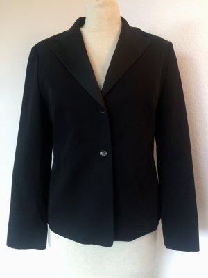 Trouser Suit black-silver-colored