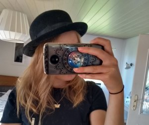H&M Bowler Hat black
