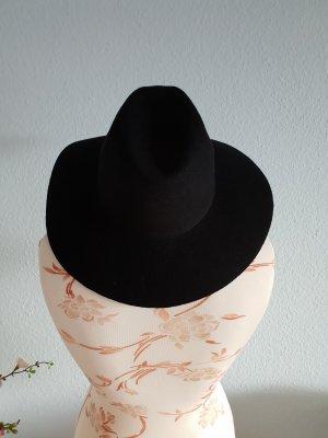 Esprit Woolen Hat black wool