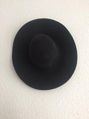 American Apparel Chapeau en feutre noir