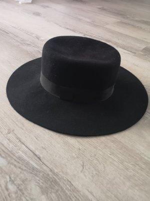 Schwarzer Hut von H&M