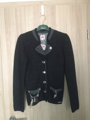 Spieth & Wensky Vestido tradicional negro-gris
