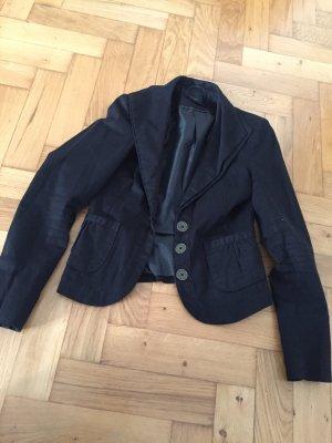 Schwarzer Jeans-Blazer von Vero Moda in Gr. 36