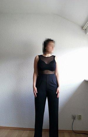 Asos Jumpsuit zwart